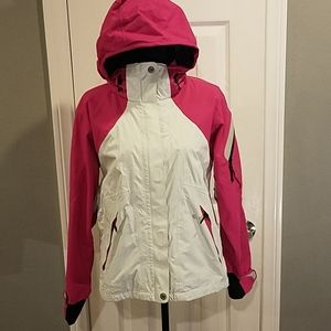Columbia titanium winter jacket Sz M